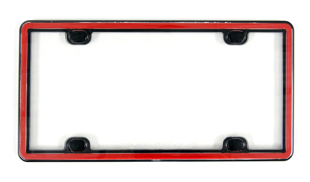 WeatherTech Tag Frame License Plates and Frames - WT60022