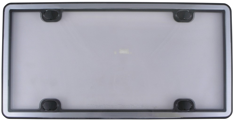 WeatherTech License Plates and Frames - WT60027