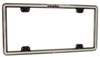 WT63027 - Brushed Stainless WeatherTech License Plates and Frames