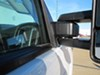 WeatherTech Front and Rear Windows Air Deflectors - WT84740 on 2015 Chevrolet Silverado 3500