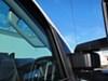 WT84740 - Dark Tint WeatherTech Air Deflectors on 2015 Chevrolet Silverado 3500