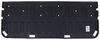 weathertech truck bed mats custom-fit mat bare trucks techliner custom tailgate liner - black