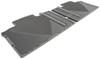 WeatherTech All-Weather Rear Floor Mats - Gray Flat WTW244GR