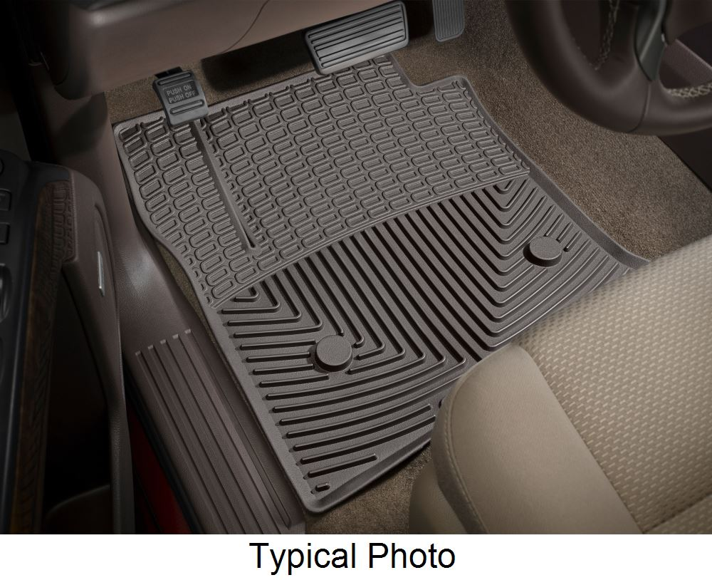 WeatherTech Semi-Custom Fit - WTW345CO