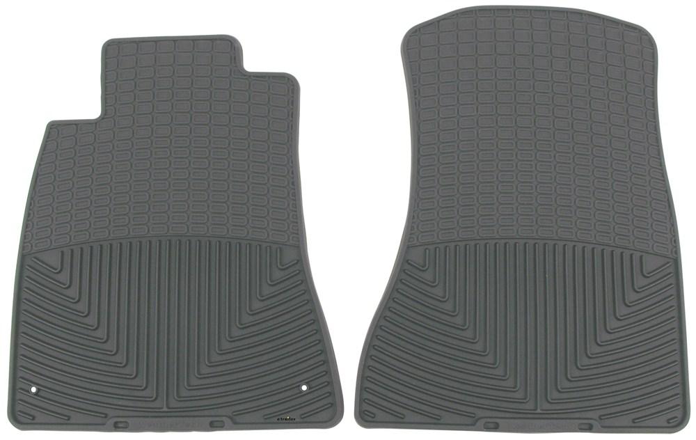 WTW77GR - Flat WeatherTech Semi-Custom Fit