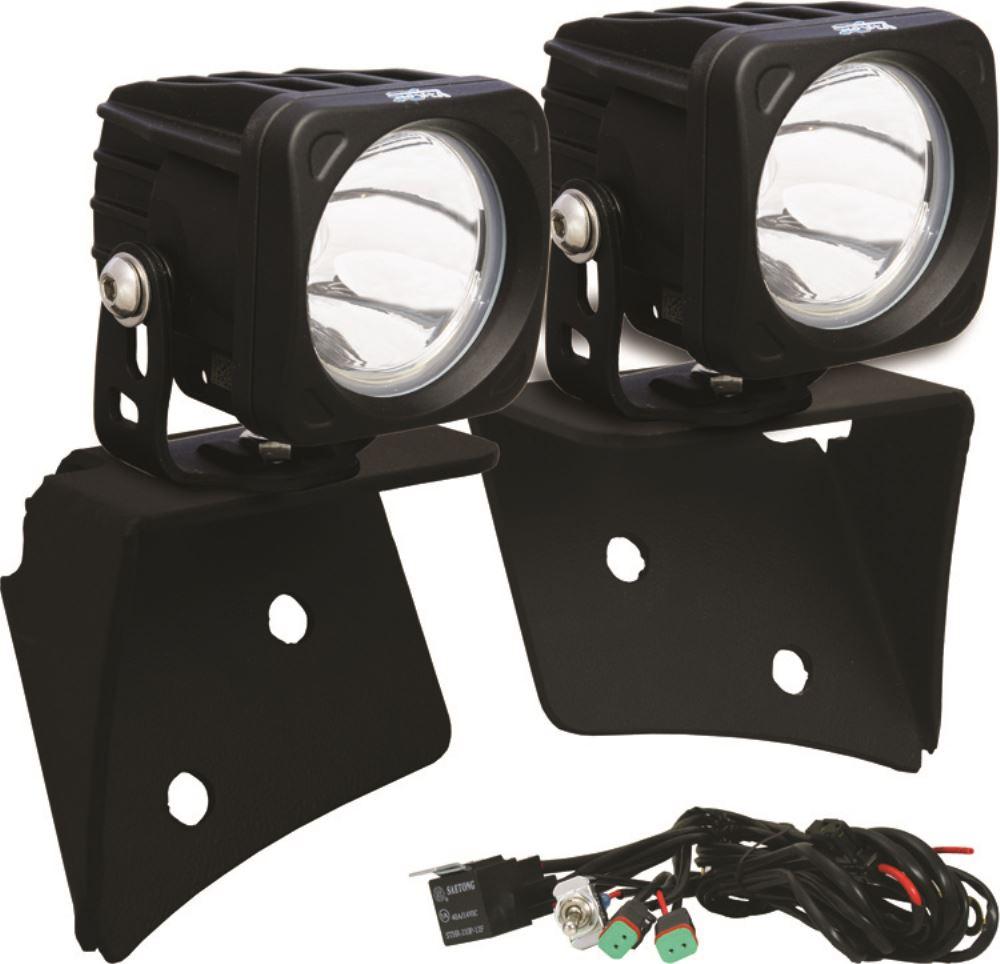 XIL-OEA0713JKOP1 - Pod Light Vision X Pair of Lights