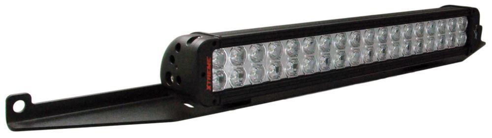 Vision X Xmitter Prime Xtreme Off-Road Light Bar w/ Bumper Mount - LED - 180 Watts - Spot Beam Spot Beam XIL-OEB0913DRPX3610