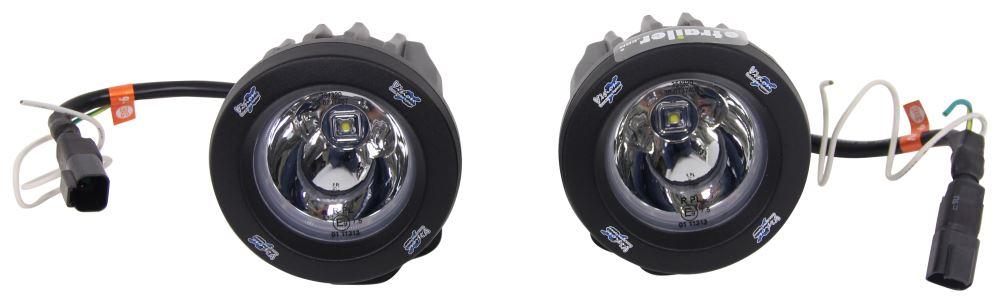 Vision X Black Off Road Lights - XIL-OPRH115KIT