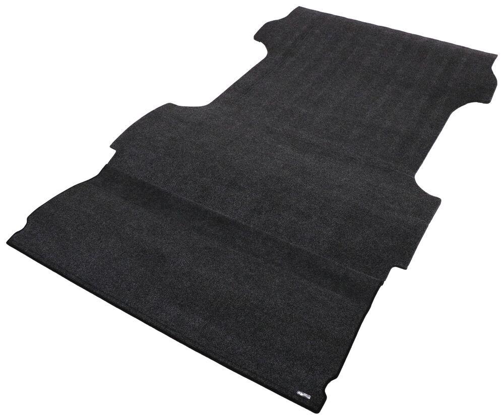 BedRug XLT Truck Bed Mat - Trucks w/ Bare Beds or Spray-In Mats - Carpet 3/4 Inch Thick XLTBMQ17SBS