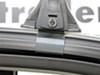 Y00409 - Non-Locking Yakima Crossbars on 2013 Chevrolet Silverado