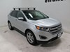 2015 ford edge roof rack yakima crossbars round 58 inch for system (qty 2)