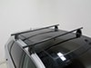 2015 ford edge roof rack yakima round bars y00409