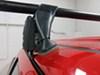 2014 chevrolet silverado 1500 roof rack yakima round bars on a vehicle