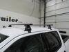 "Yakima JetStream Crossbars - Aluminum - Black - 60"" Long - Qty 2 Aero Bars Y00426 on 2020 Ford F-150"