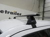 "Yakima JetStream Crossbars - Aluminum - Black - 60"" Long - Qty 2 Non-Locking Y00426 on 2020 Ford F-150"
