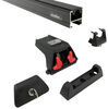 rhino rack ladder racks fixed height over the bed y01-120b-nt