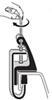 Truck Bed Bike Racks Y01133 - Bike Lock - Yakima
