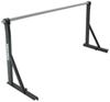 yakima accessories and parts ladder racks outdoorsman 300 rack uprights for full-size trucks (half set)