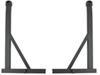 Yakima Outdoorsman 300 Ladder Rack Uprights for Full-Size Trucks (Half Set) Uprights Y01137