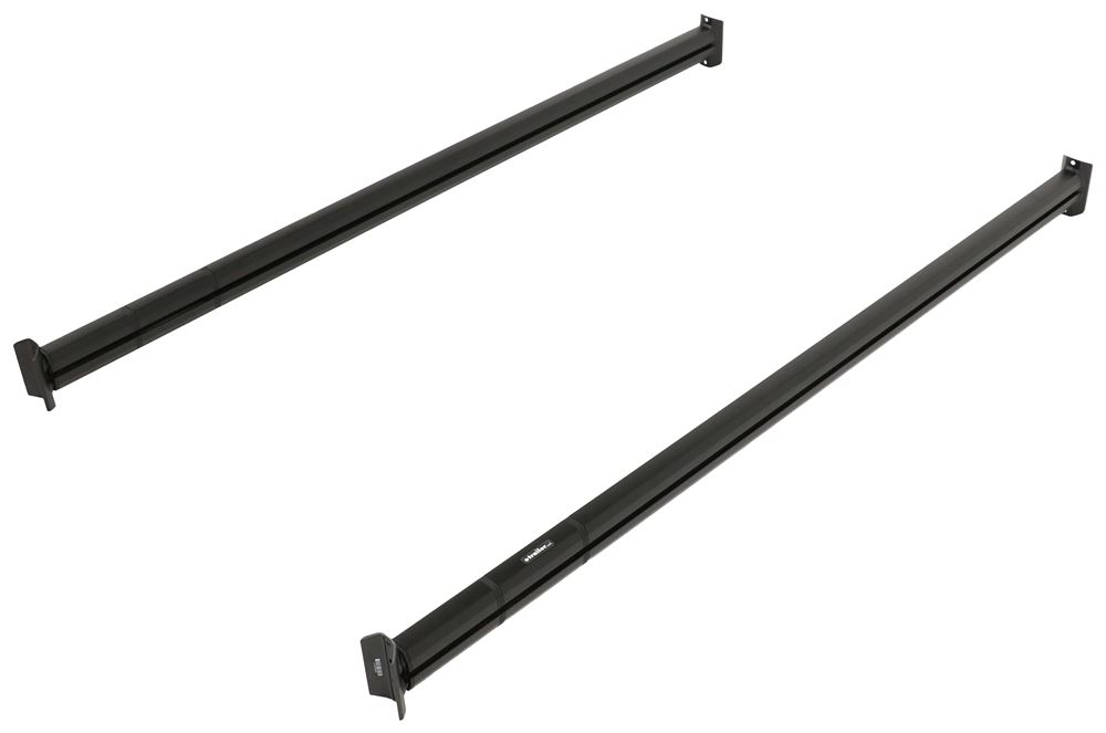 SideBar Rails for Yakima OverHaul HD and Outpost HD Truck Bed Racks - Long Bed - 100 lbs - Qty 2 Side Rail Y01154