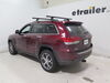 2019 jeep grand cherokee roof rack yakima crossbars hd - aluminum black 55 inch long qty 2