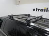 Roof Rack Y01157 - Black - Yakima on 2018 Ford Expedition