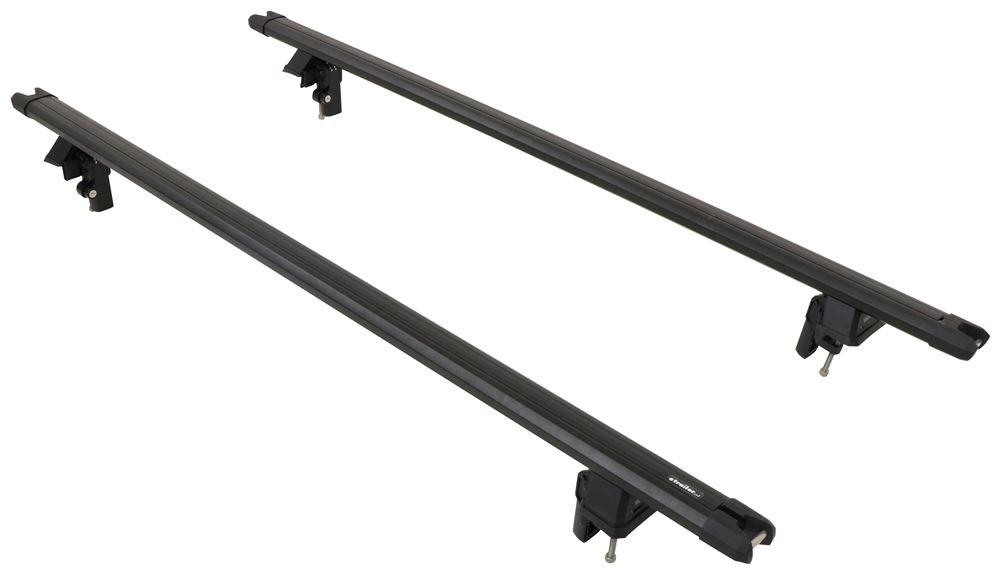 "Yakima BedRock HD Truck Bed Rack - Aluminum - 300 lbs - 78"" Crossbars 78 In Bar Space Y01160-59"