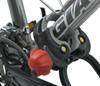 yakima roof bike racks frame mount clamp on - quick
