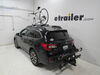 2015 subaru outback wagon roof bike racks yakima 9mm fork aero bars factory round square elliptical y02098