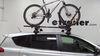 Yakima Aluminum Roof Bike Racks - Y02103 on 2013 Toyota RAV4