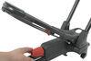 yakima roof bike racks wheel mount clamp on - quick