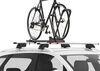 yakima roof bike racks wheel mount clamp on - standard manufacturer