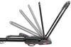 yakima roof bike racks 5mm fork 9mm 15mm thru-axle 20mm clamp on - standard y02114