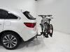 0  hitch bike racks yakima platform rack fits 2 inch on a vehicle