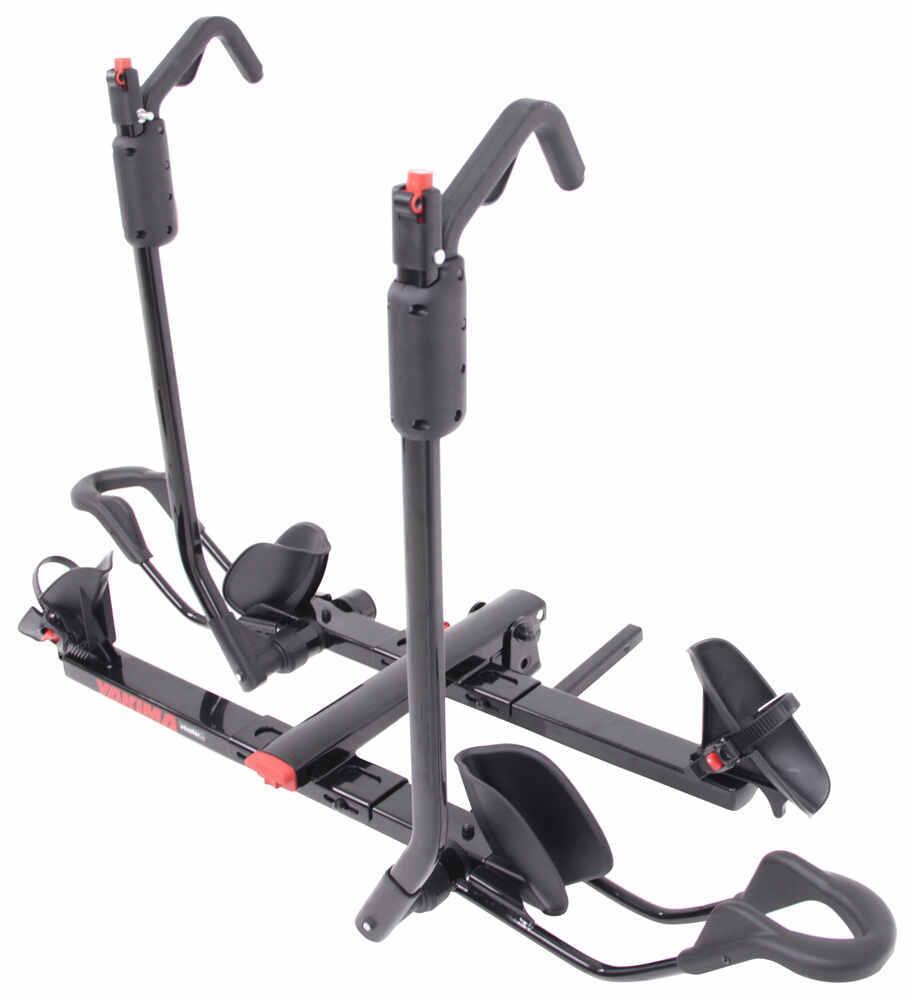 "Yakima HoldUp 2 Bike Rack for 1-1/4"" Hitches - Platform Style - Tilting 2 Bikes Y02445"