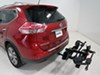 """Yakima HoldUp 2 Bike Rack for 1-1/4"""" Hitches - Platform Style - Tilting Class 2 Y02445 on 2015 Nissan Rogue"""