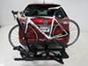 "Yakima HoldUp 2 Bike Rack for 1-1/4"" Hitches - Platform Style - Tilting Flat-Towed Vehicle Y02445 on 2015 Nissan Rogue"