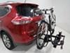 Yakima Bike and Hitch Lock RV and Camper Bike Racks - Y02445 on 2015 Nissan Rogue