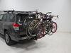 0  hitch bike racks yakima swing-away rack fold-up 4 bikes on a vehicle