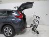 2018 honda cr-v hitch bike racks yakima platform rack 2 bikes twotimer for - 1-1/4 inch and hitches frame mount