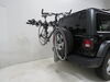 2020 jeep wrangler unlimited rv and camper bike racks yakima hanging rack hitch longhaul - 4 bikes 2 inch hitches silver