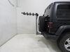 2020 jeep wrangler unlimited rv and camper bike racks yakima hanging rack 4 bikes longhaul - 2 inch hitches silver