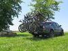 "Yakima HangOver 6 Bike Rack for Mountain Bikes - 2"" Hitches - Tilting Tilt-Away Rack Y02485"