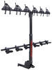 yakima hitch bike racks hanging rack fits 2 inch hangover 6 for mountain bikes - hitches tilting