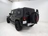 Y02599 - 2 Bikes Yakima Spare Tire Bike Racks on 2015 Jeep Wrangler Unlimited