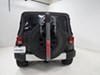 Spare Tire Bike Racks Y02599 - Folding - Yakima on 2015 Jeep Wrangler Unlimited