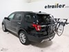 Yakima Fits Most Factory Spoilers Trunk Bike Racks - Y02635 on 2016 Ford Explorer