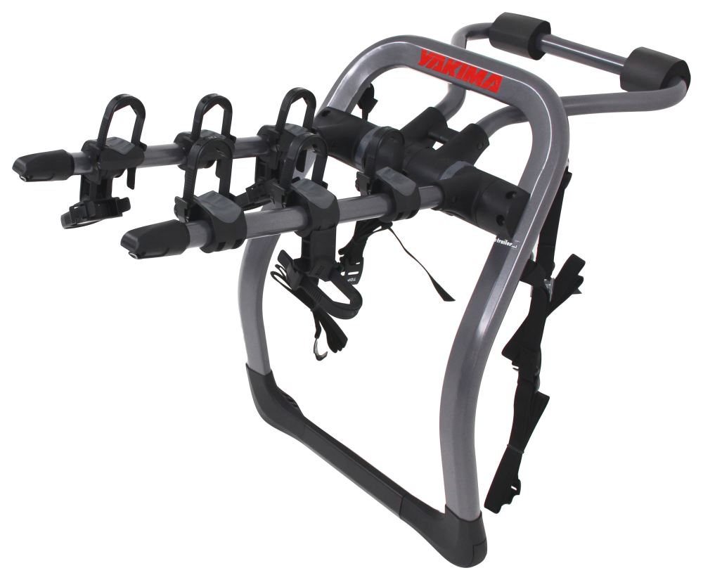 Yakima HalfBack 3 Bike Rack - Trunk Mount - Adjustable Arms Adjustable Arms Y02635