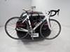 0  trunk bike racks yakima 2 bikes fits most factory spoilers on a vehicle