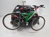 0  trunk bike racks yakima fits most factory spoilers adjustable arms y02636